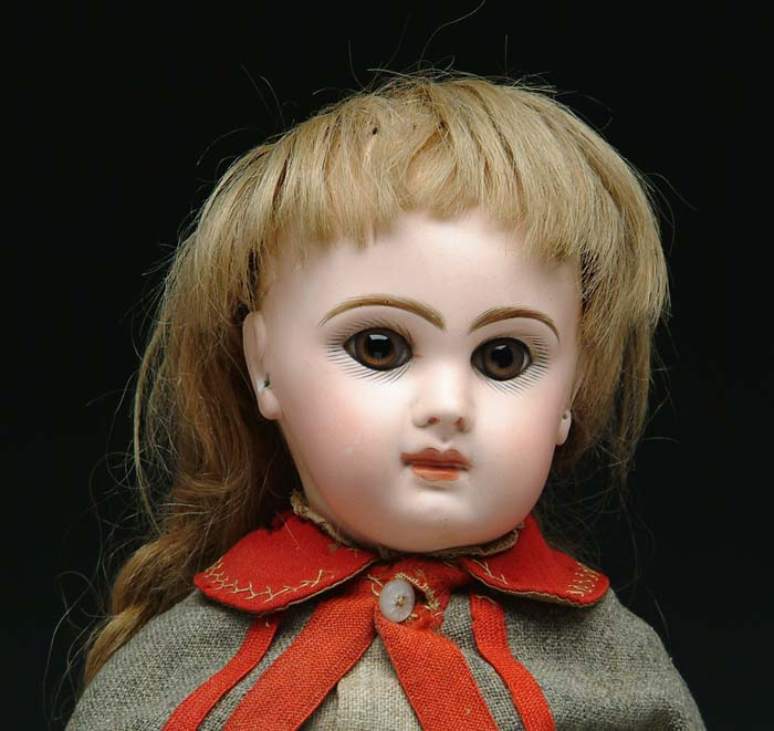 JUNEAU Antique Doll