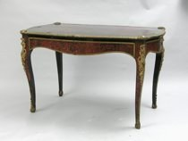 Louis XV style ladies writing desk 19thC