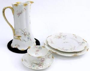 Limoges Haviland china set