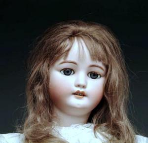 halbig german antique porcelain doll
