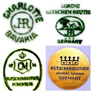 Hutschenreuther porcelain marks