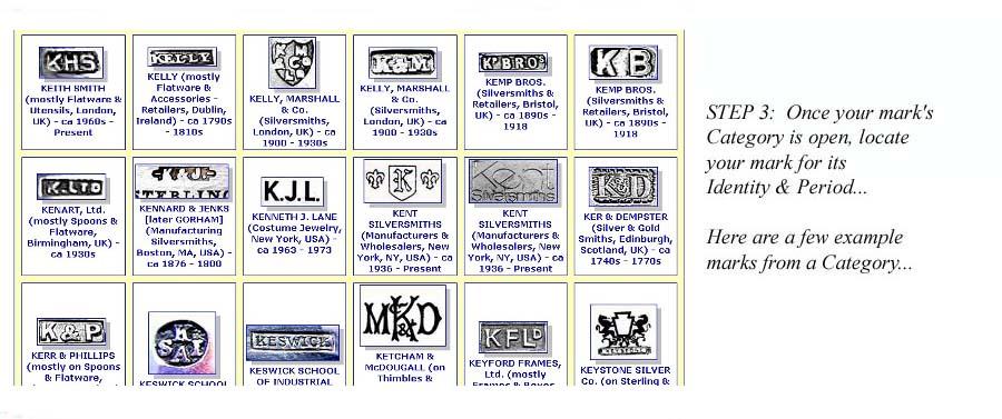 Jewelry Identifier Marks – Thin Blog