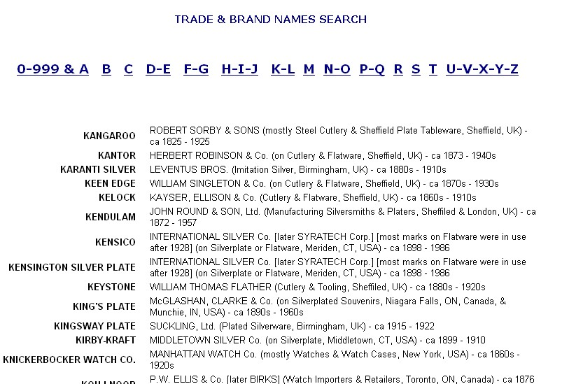 Fashion Jewelry Brand Names List Flatheadlake3on3
