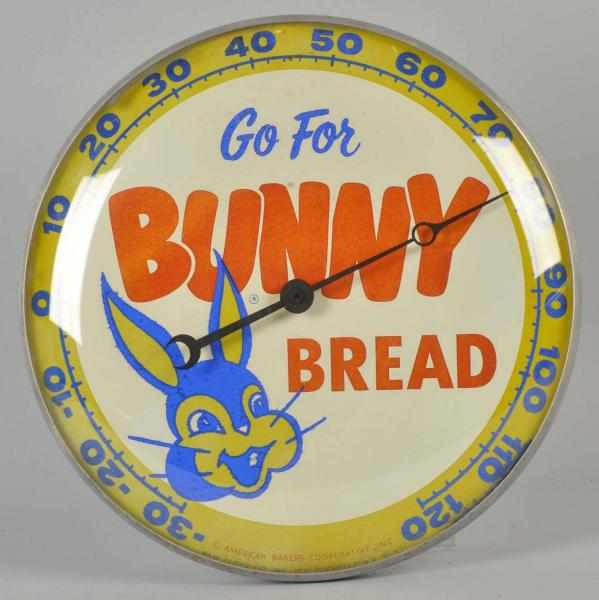 Bunny Bread Pam Thermometer. 