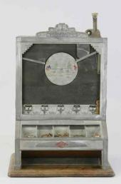 Rockaway Penny Machine Jennings 1930 39 S 1 Prices And Makers 39 Marks Reference