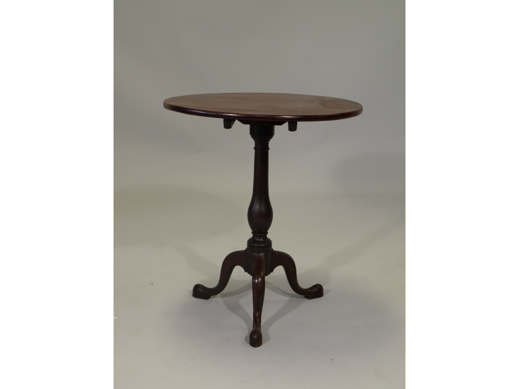 Southern Tilt Top Tea Table, Edenton NC ,