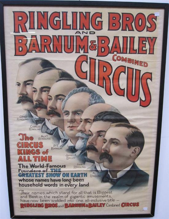 RINGLING BROS. AND BARNUM & BAILEY COMBINED