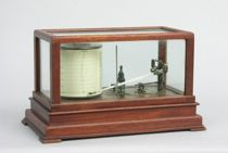 387. Taylor Barometer, circa early 20th Century