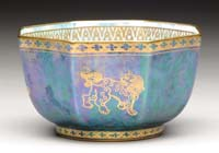 WEDGWOOD LUSTRE BOWL. Pretty Wedgwood bowl