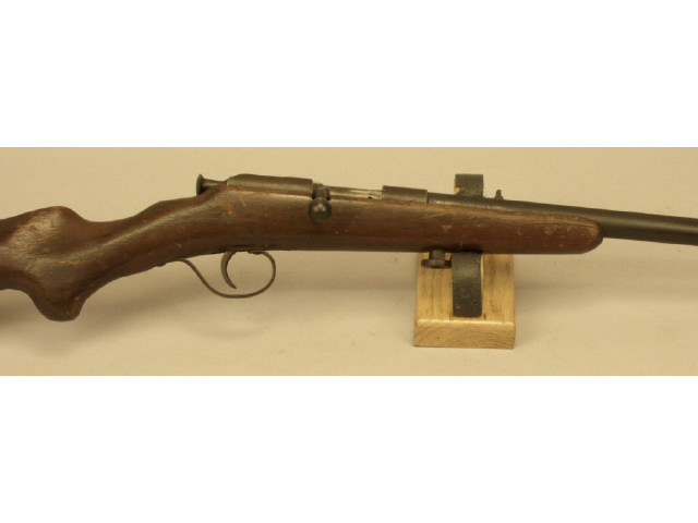 Price guide for Geco Model 1922 9MM NVS bolt action pre WWII