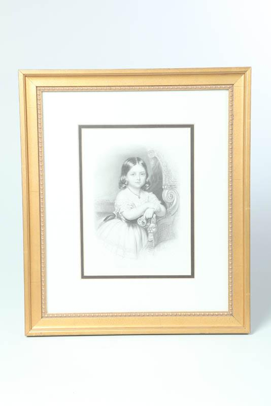 TEN VICTORIAN PRINTS. All late 19th century