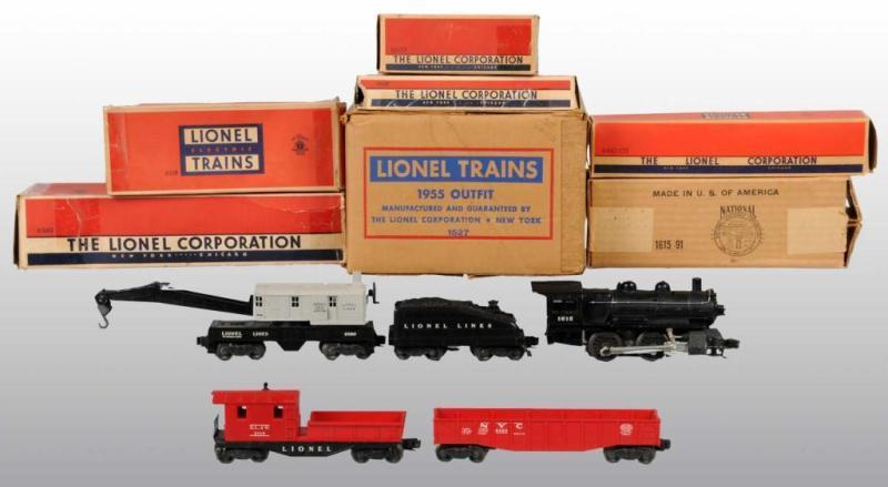 O//027  Lionel gauge circus  freight car