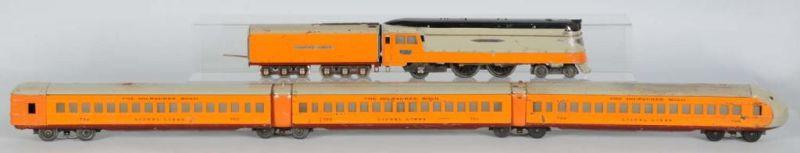 Price Guide For Lionel No 250e Streamliner Hiawatha Passenger