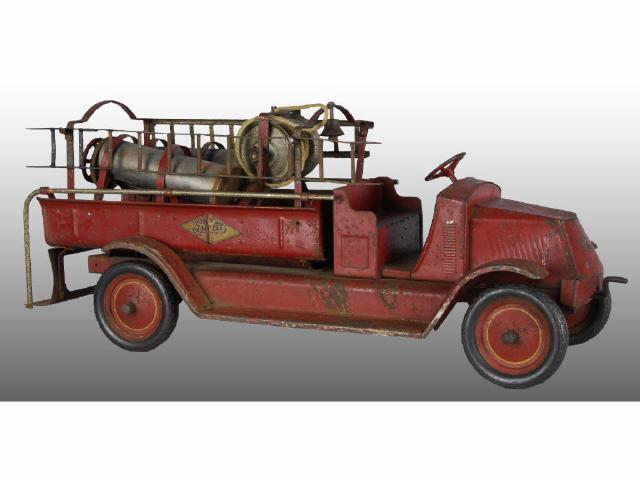 Price Guide For Pressed Steel Giant Chemical Fire Truck