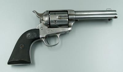 Price guide for Colt SAA  41 cal  revolver, 4-3/4 in  barrel,