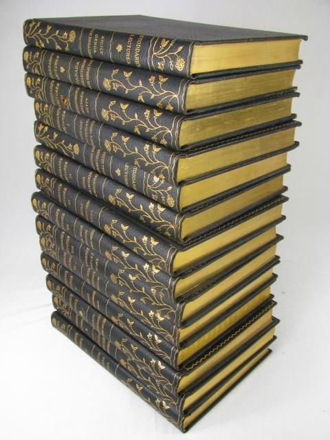 This listing is for: Ten volumes of John