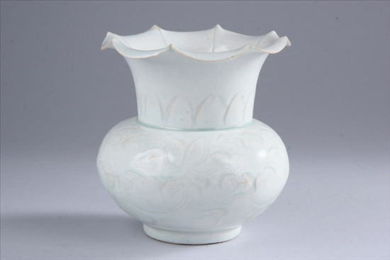 CHINESE QINGBAI PORCELAIN VASE, Northern