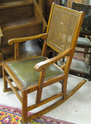 Miraculous Price Guide For An Oak Rocking Chair Heywood Brothers And Ncnpc Chair Design For Home Ncnpcorg