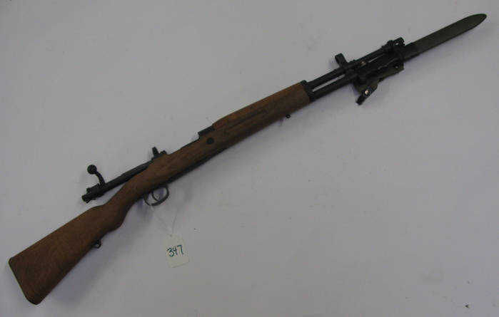 Price guide for SPANISH MODEL FR8 BOLT ACTION MAUSER RIFLE,
