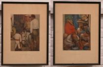 131. Diego Rivera (Mexican Social Realist,