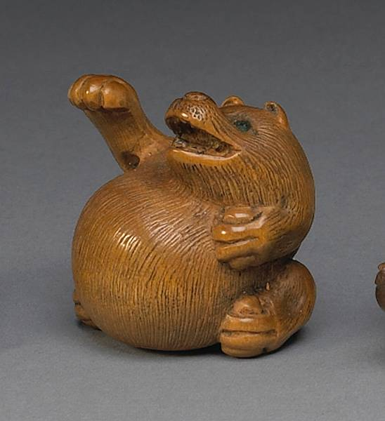A boxwood animal study
