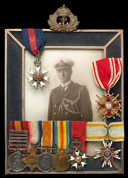 An extensive group of medals and memorabilia