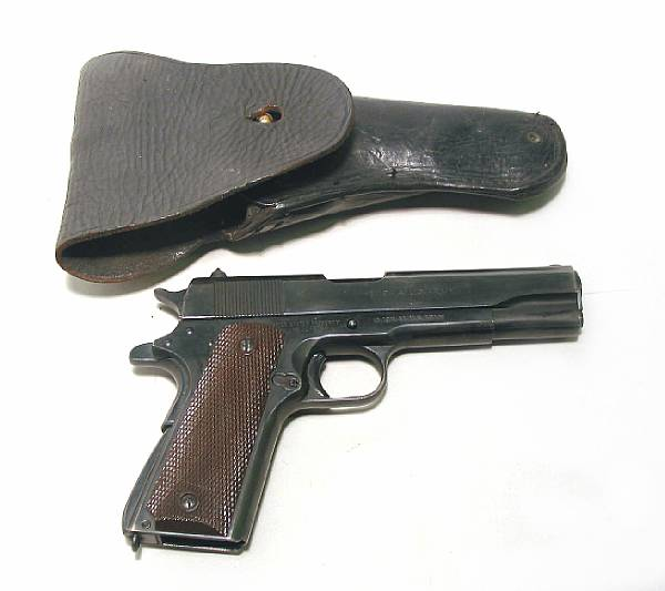 Price guide for A U S  Model 1911 A1 pistol by Ithaca Serial