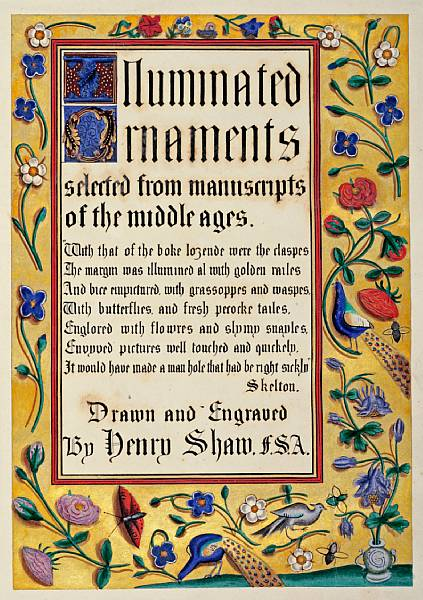 Early Printed Material & Illuminated