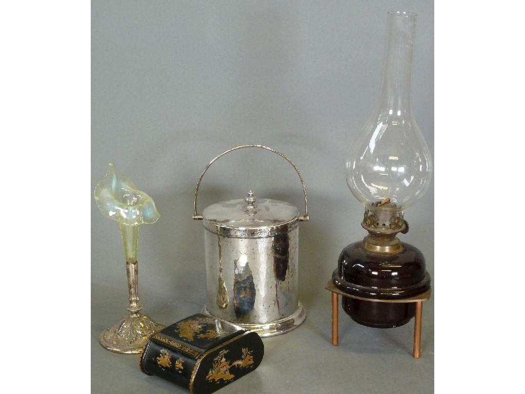 MARTIN HALL AND CO., ELECTROPLATED 'MARTINOID'