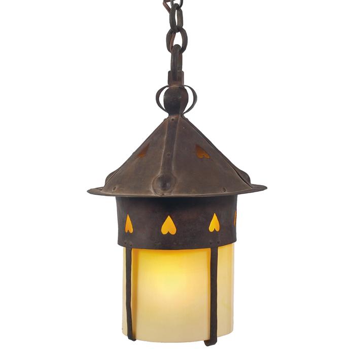 Price Guide For Gustav Stickley Lantern 304 Largecylindrical