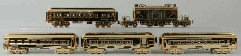 Contemporary MTH Commander Passenger Train