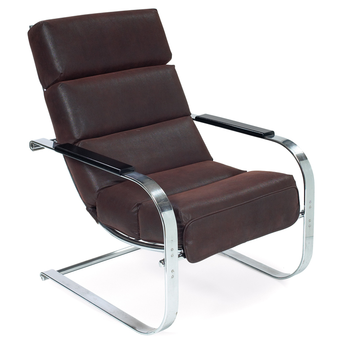 Gilbert Rohde lounge chair  by Troy Sunshade