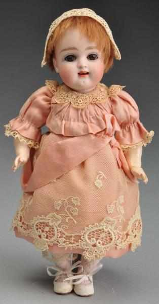 Price Guide For Early Kestner Doll With Square Teeth