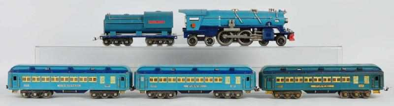 Lionel Blue Comet No. 400E Passenger Train