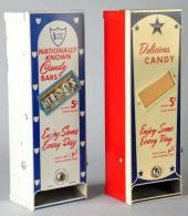 Price guide for Metal Frozen Powerhouse Candy Bar Dispenser