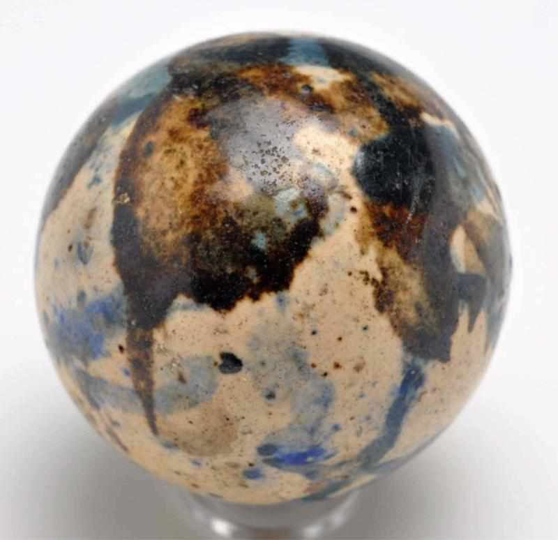 Large Stoneware Marble. 
