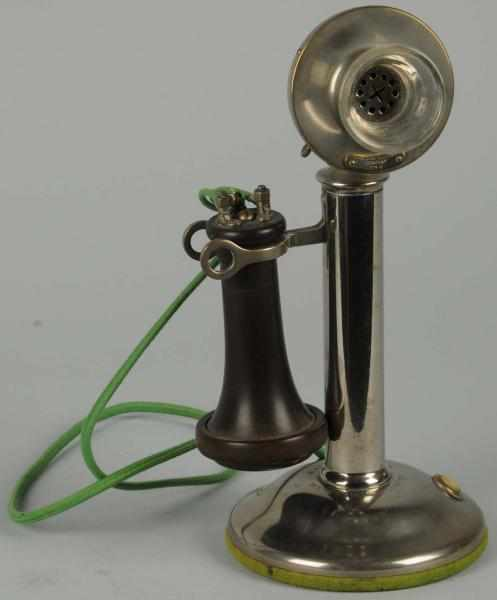 Western Electric 20H Stick Telephone. 