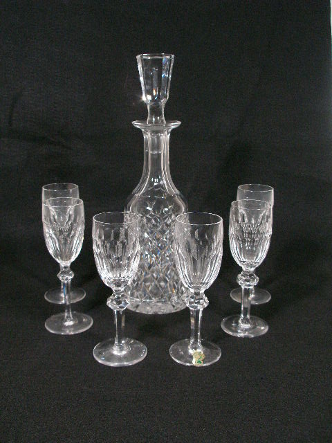 Identification marks waterford crystal 7 THINGS