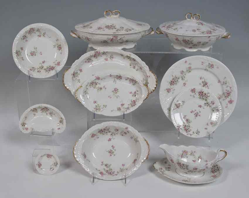 FRENCH LIMOGES FINE CHINA: Theodore Haviland.