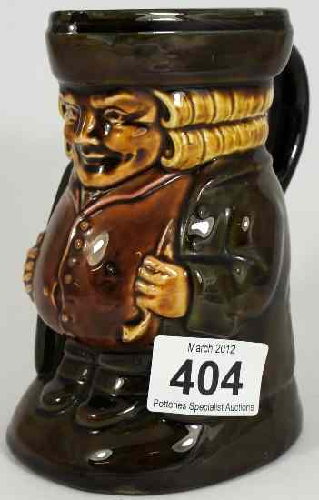 Price guide for Royal Doulton Kingsware Toby Jug The Squire