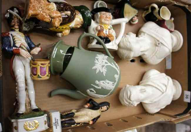 Tray of Mixed Giftware Items to include Large