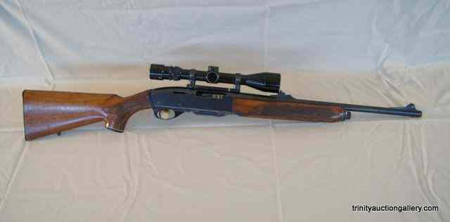 *Remington Woodmaster Mod. 742 Semi Auto