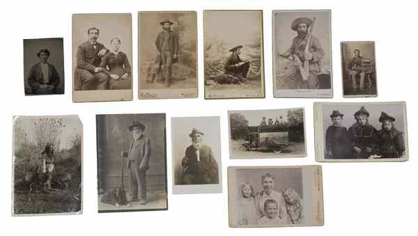 Photographic Archive of Miles City Montana