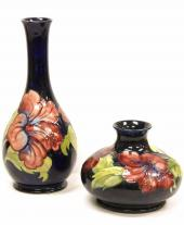 Price Guide For Exceptional Moorcroft Vase Large Form With