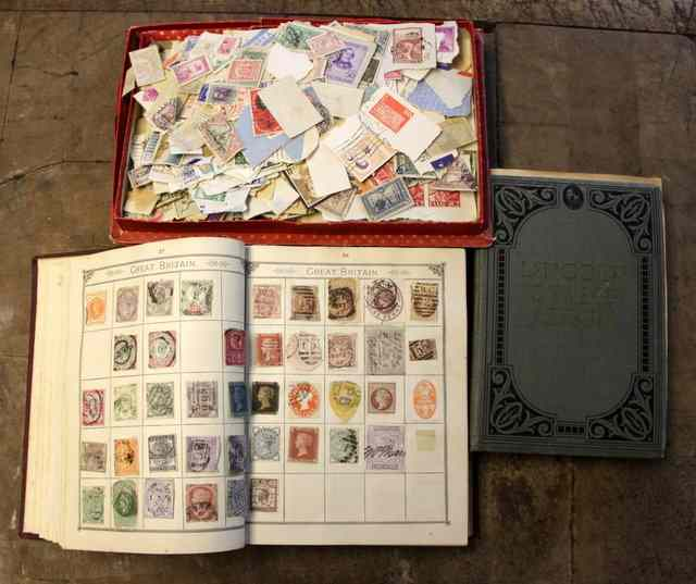 Price guide for The Lincoln Stamp Album 10th Edition part