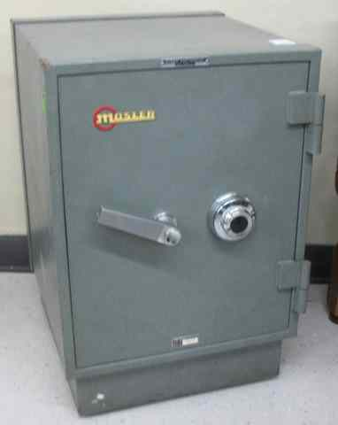 Price guide for SMALL FLOOR SAFE Mosler Safe Company for