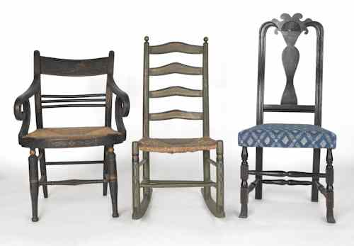 Brilliant Price Guide For Boston Queen Anne Side Chair 18Th C Together Gamerscity Chair Design For Home Gamerscityorg