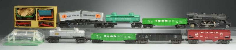 Lot includes: 8040 Lionel steam locomotive