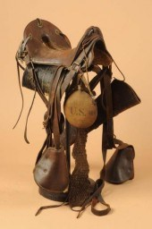 Price guide for U S  Restored M-1885 McClellan Saddle and