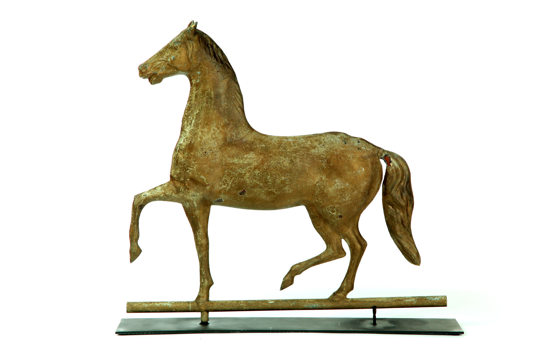 WEATHERVANE.  American, late 19th century.